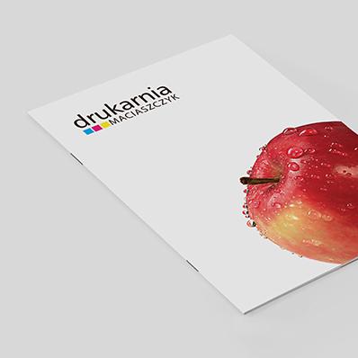 Foldery, broszury