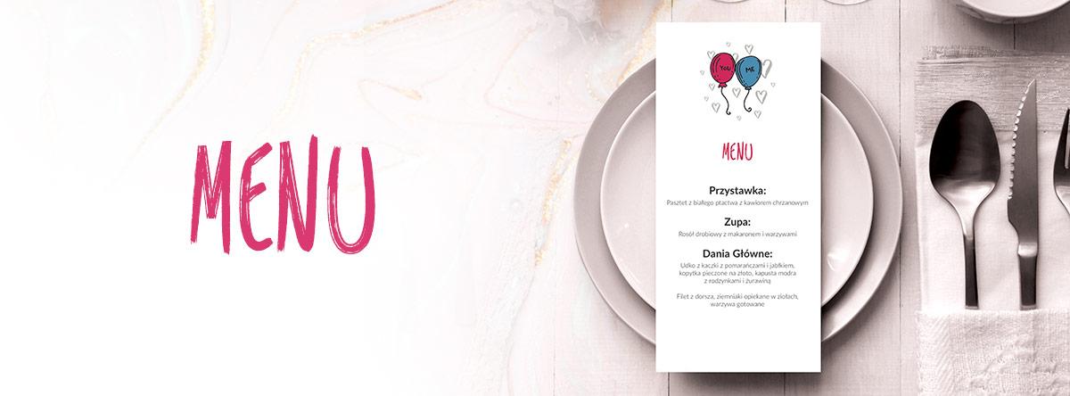 PINUP menu